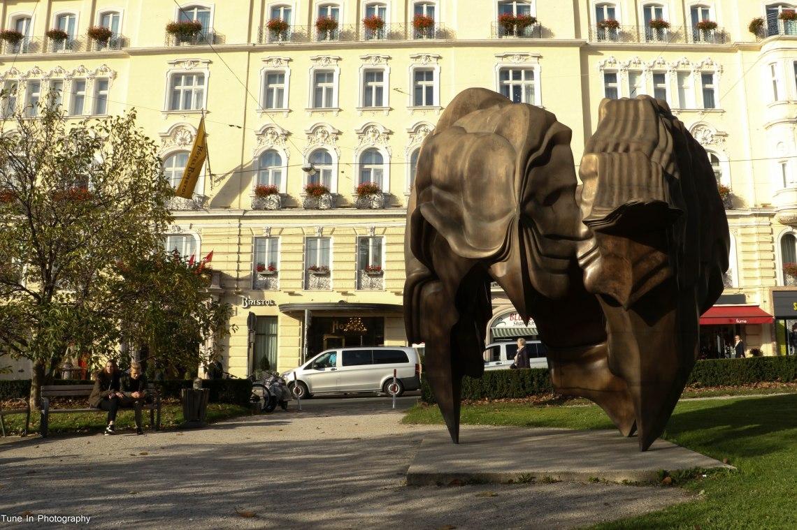 Salzburg, Bristol Hotel